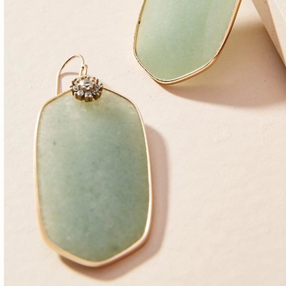 Anthropologie Oliviana Drop Earrings FnPlSQpYBM